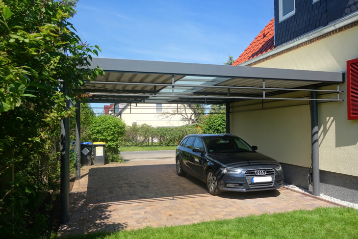 carport polen garagen carports with carport polen random. Black Bedroom Furniture Sets. Home Design Ideas